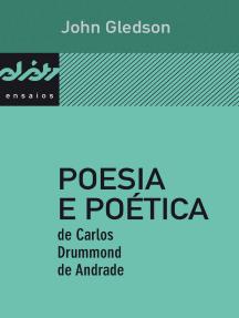 Poesia e poética de Carlos Drummond de Andrade