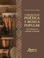 Comunicação Poética e Música Popular