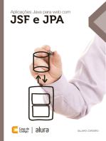 Aplicações Java para a web com JSF e JPA