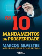 Os 10 mandamentos da prosperidade