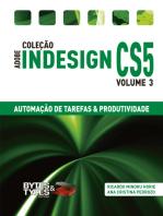 Coleção Adobe InDesign CS5 - Automação de Tarefas & Produtividade