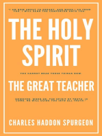 The Holy Spirit - The great teacher