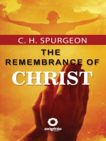 The Remembrance of Christ