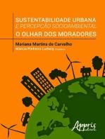 Sustentabilidade urbana e percepção socioambiental