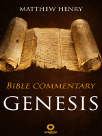 Genesis - Complete Bible Commentary Verse by Verse
