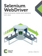Selenium WebDriver: Descomplicando testes automatizados com Java