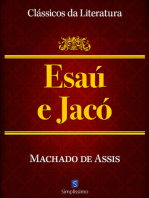 Esaú E Jacó