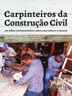 Carpinteiros da construção civil