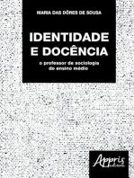 Identidade e docência: o professor de sociologia do ensino médio