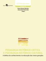 Pedagogia Histórico-Crítica e Psicologia Histórico-Cultural