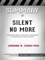 Summary of Silent No More