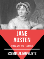 Essential Novelists - Jane Austen