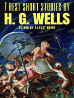 7 best short stories by H. G. Wells
