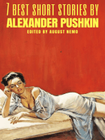 7 best short stories by Alexander Pushkin