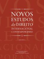 Novos estudos de direito internacional contemporâneo - Vol. 2