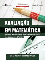 Avaliação em matemática