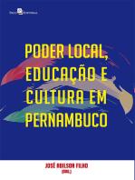 Poder local, educação e cultura em Pernambuco