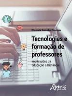 Tecnologias e formação de professores