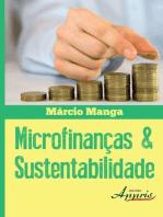 Microfinanças & sustentabildade