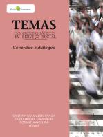 Temas contemporâneos em Serviço Social: Conexões e diálogos