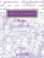 Escritos sobre a nova arte de ensinar de Wolfgang Ratke (1571-1635)