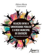 Relação entre a universidade pública e a rede municipal de educação