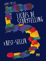 5 Lições de Storyelling