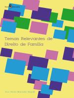 Temas relevantes de direito de família