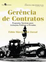 Gerência de contratos