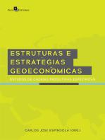 Estruturas e Estratégias Geoeconômicas: Estudos de Cadeias Produtivas Específicas