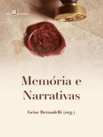 Memória e narrativas