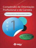 Compêndio de Orientação Profissional e de Carreira Vol.1