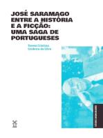 José Saramago entre a história e a ficção