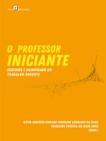 O Professor Iniciante