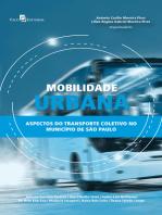 Mobilidade Urbana: Aspectos do Transporte Coletivo no Município de São Paulo