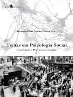 Temas em Psicologia Social