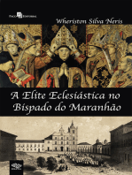 A elite eclesiástica no bispado do Maranhão