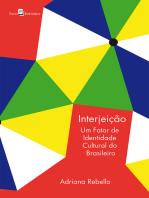 Interjeição: Um Fator de Identidade Cultural do Brasileiro