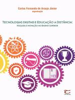 Tecnologias digitais e educação a distância: pesquisa e inovação no ensino superior