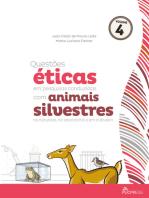 Questões éticas em pesquisas conduzidas com animais silvestres na natureza, no laboratório e em cativeiro