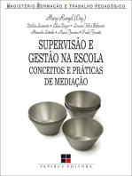 Supervisão e gestão na escola: Conceitos e práticas de mediação