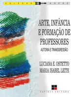 Arte, infância e formação de professores