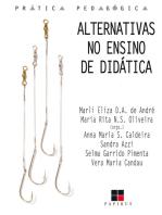Alternativas no ensino de didática