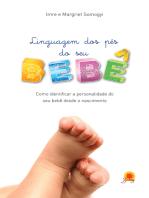 Linguagem dos pés do seu bebê