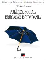 Política social, educação e cidadania