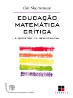Educação matemática crítica