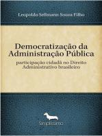 Democratização da Administração Pública