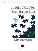 Autismo, educação e transdisciplinaridade
