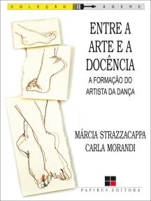 Entre a arte e a docência: A formação do artista de dança
