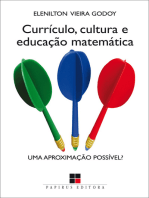 Currículo, cultura e educação matemática
